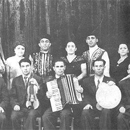 Кримськотатарська музика. Ансамбль «Хайтарма»