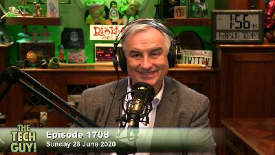 Leo Laporte - The Tech Guy: 1708