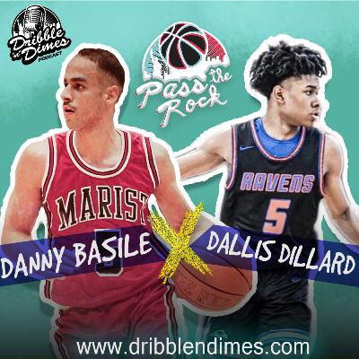 Pass The Rock: Dallis Dillard x Danny Basile