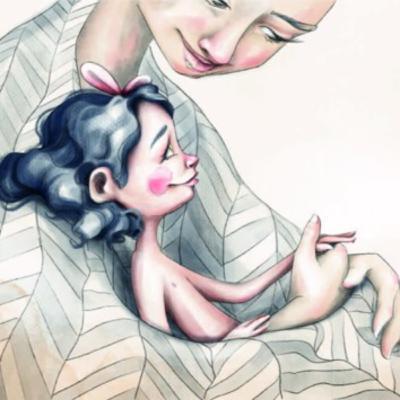 Lia uma doce menina | Luana Paz, AE 1 Abrantes