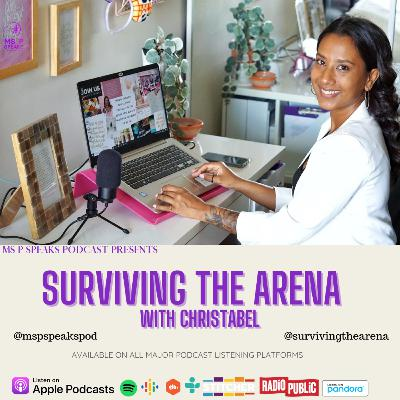 Season 4; Episode 6 - Surviving the Arena With Christabel