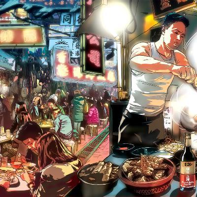 Episode 71: Asian Food in Art