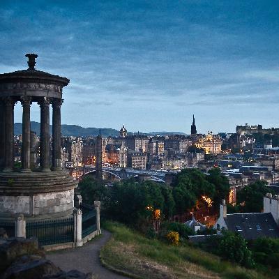 651 - Próxima parada: Scotland! Um pouco sobre Edinburgh!