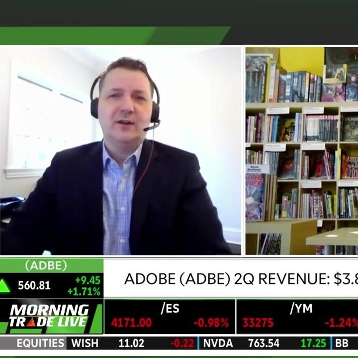 Morningstar Raises Adobe (ADBE) Price Target to $569