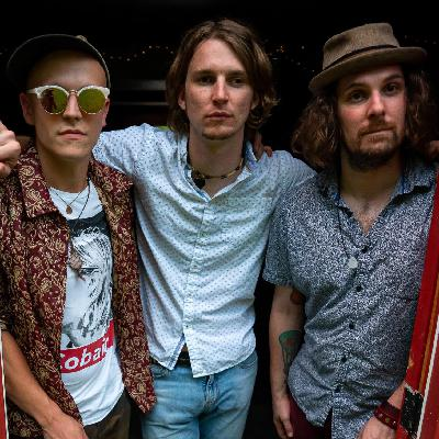 Ep 118 Andrew Scotchie and the River Rats Live
