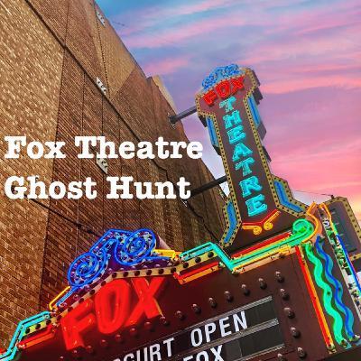 AGHOST Investigates | Fox Theatre in Centralia, Washington