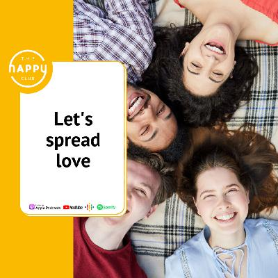 Let's Spread Love - The Happy Club Podcast