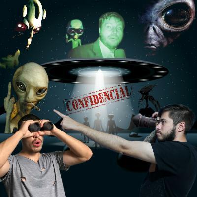 Papo de Podcast. 05 - Aliens, você acredita?