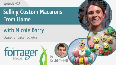 Selling Custom Macarons From Home with Nicole Barry