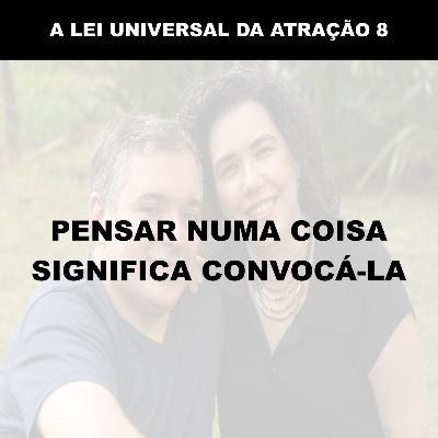 PENSAR NUMA COISA SIGNIFICA CONVOCÁ-LA