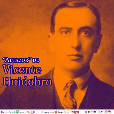 #252: Altazor o el viaje en paracaídas de Vicente Huidibro