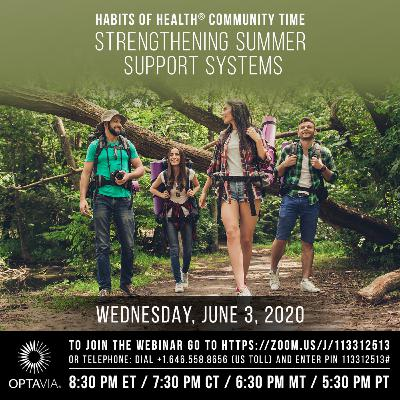Strengthening Summer Support Systems