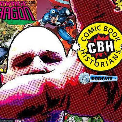 Erik Larsen: Comic Book Maker Part 3 with Alex Grand & Jim Thompson