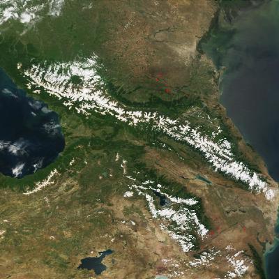 B38: Çerkesya, Abhazya ve Gürcistan