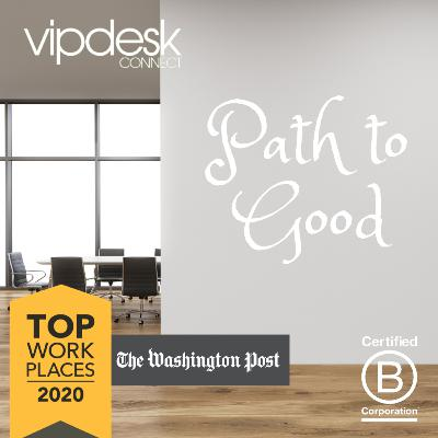 VIPdesk named a Top Workplace!
