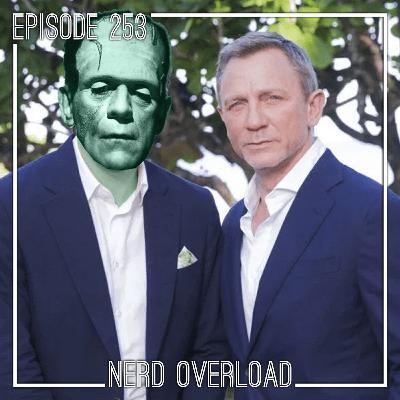 Episode 253 - James Bond VS Frankenstein's Monster
