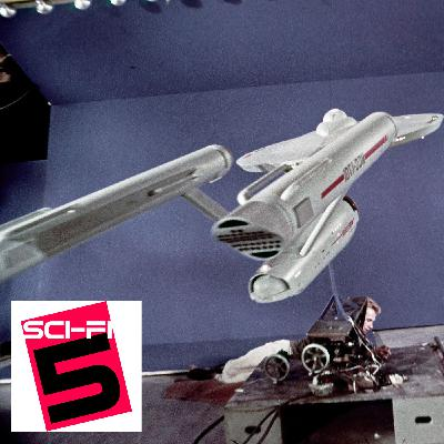 USS Enterprise at the Smithsonian - March 1, 1974