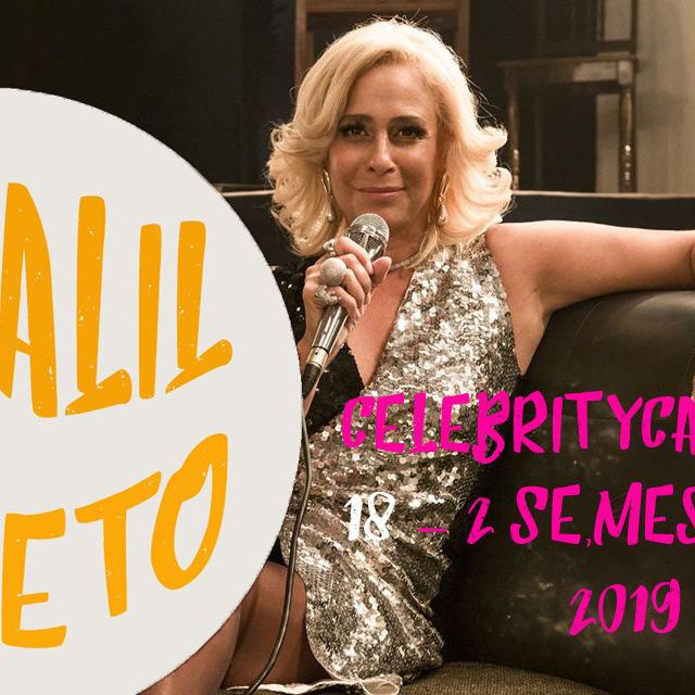 CelebrityCast 18 - 2o semestre de 2019