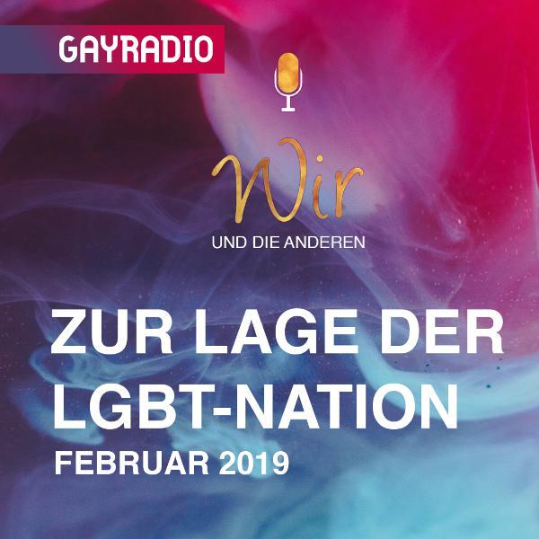 WudA | Zur Lage der LGBT-Nation im Februar 2019