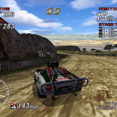 SS13: Sega Rally 2