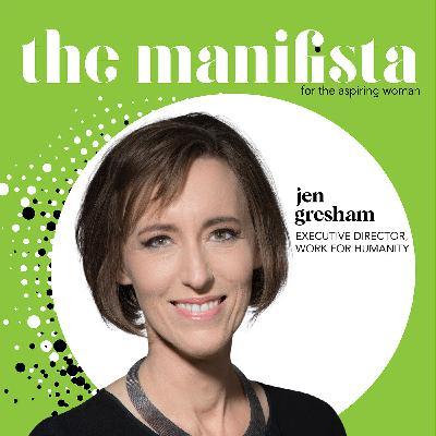 Bold career moves with Jen Gresham