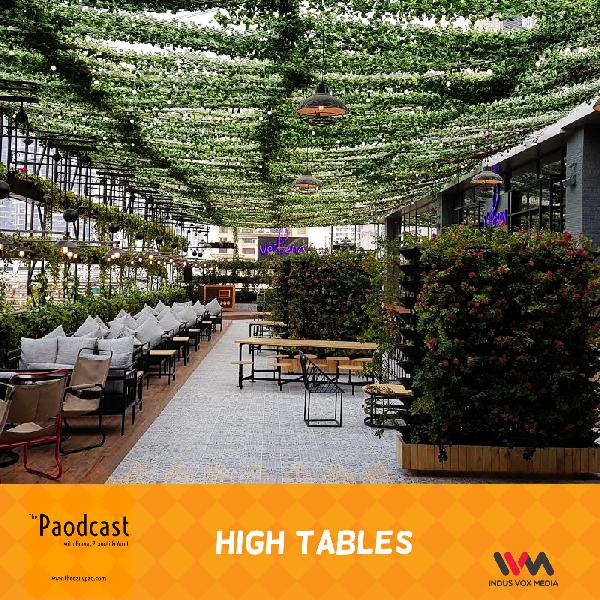 Ep. 59: High Tables