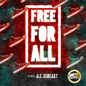 Le Free For All de Radio X EP.2 - Gerry et Véro Bergeron