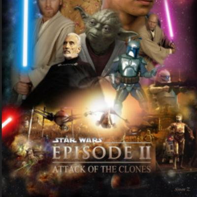 Star Wars Episode II- Attack of the Clones Ep. 160