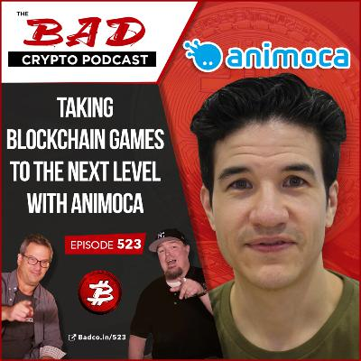 Taking Blockchain Games to the Next Level with Animoca