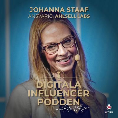 66. Att som 150 år gammalt B2B-bolag innovera som ett startup | Johanna Staaf, ansvarig för Ahlsell Labs