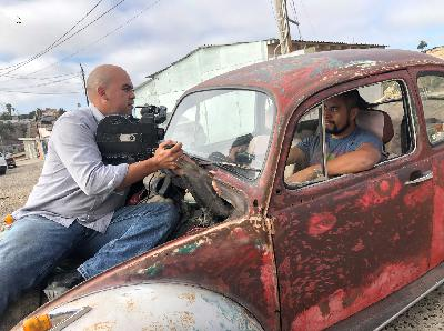Shooting in Tijuana