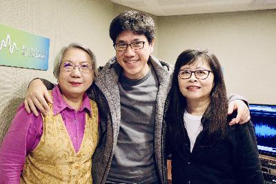 陶曉清、楊嘉談薛岳,紀念老友離世三十週年