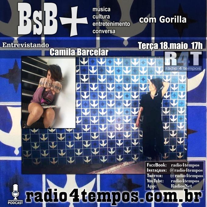 Rádio 4 Tempos - BsB+ 12:Gorilla