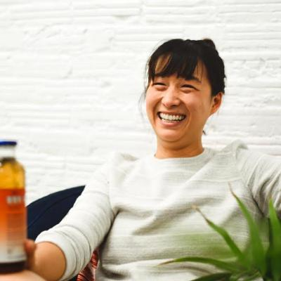 Episode 62: Cold Brew Tea and Chinese-American Identity with Evy Chen