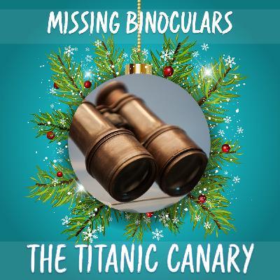12 Days of Riskmas - Day 11 - The Missing Binoculars
