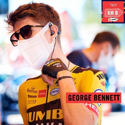 166: Kilometre 0 – George Bennett