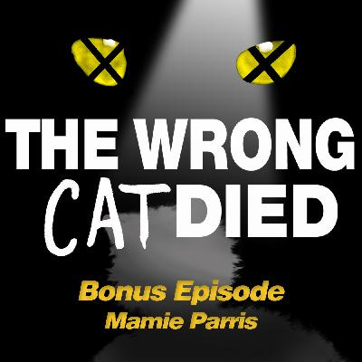 Ep16 - Mamie Parris, Grizabella from the 2016 Broadway revival