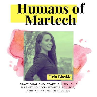 27: Erin Blaskie: Startup marketing, in-house vs freelance