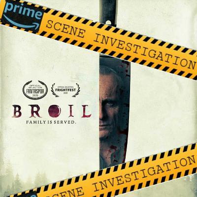 Prime Scene Investigation - Broil
