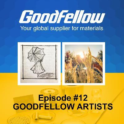 Goodfellow Artists - Materials Inside Podcast Episode #12