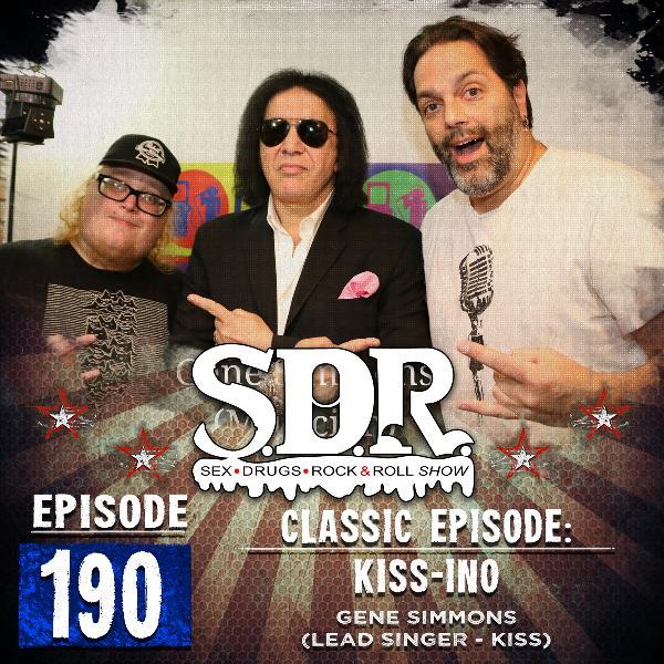 Classic Episode - Gene Simmons (Lead Singer - KISS) - Kiss-Ino