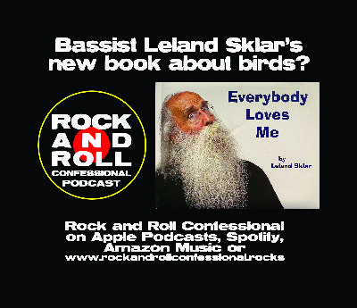 """Bassist Leland Sklar talks his new book """"Everybody Loves Me"""" + touring w/ Phil Collins, recording sessions. Frankenstein & more."""