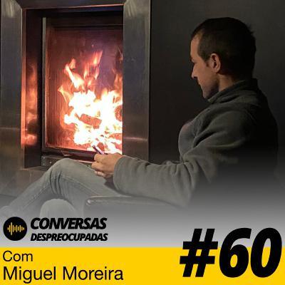 #60 – Tanta pressão para ser perfeito, o melhor e o mais motivado… para quê? – com Miguel Moreira