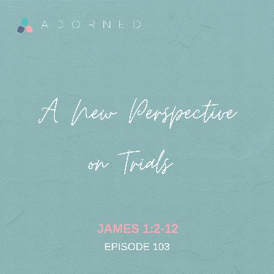 Ep. 103 - A New Perspective on Trials - James 1:2-12