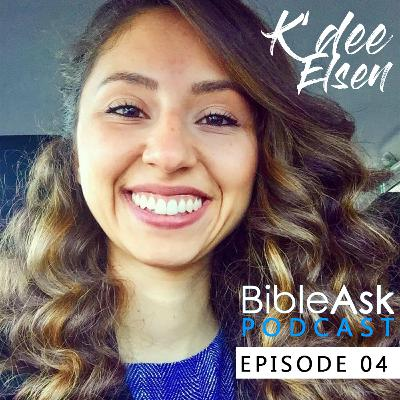 Episode 4 - Bible Q&A with K'dee Elsen