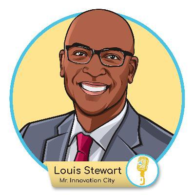 E.03 - Louis Stewart Mr. Innovation City