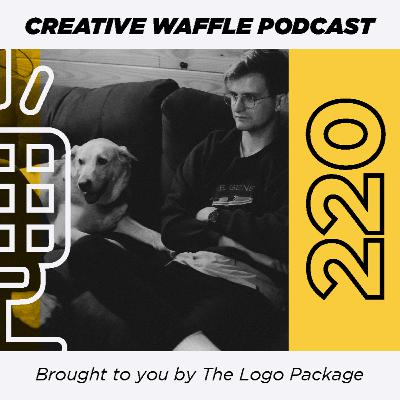 From Music to Design - Alex Adams - Ep. 220 Creative Waffle