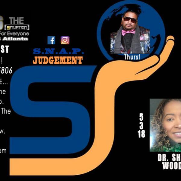 S.N.A.P. Judgement - Dr. Shawna Woodruff (5-3-18)