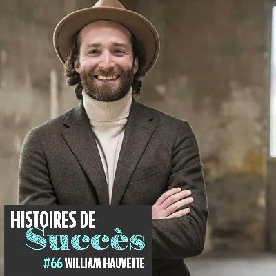 William a monté Asphalte, la mode masculine en précommande