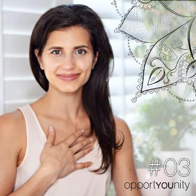 03 - Healing from sexual trauma with yoga and somatic experiencing with Maria Noe